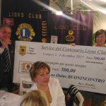 Lions Club Codigoro e Associazione Buonincontro