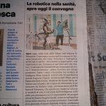 La robotica nella sanità