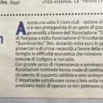 La Voce di Ferrara e Comacchio del 4 aprile 2021